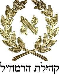 """לוגו קהילת הרמח""""ל"""
