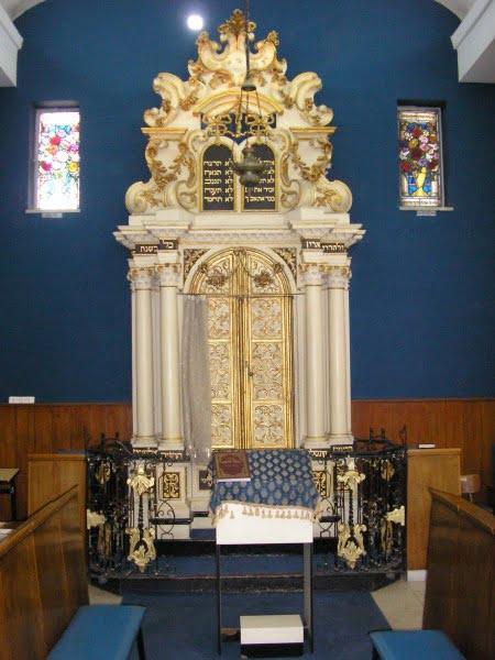 ארון הקודש האיטלקי בהיכל שלמה