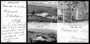 קבר רבי עקיבא 1913