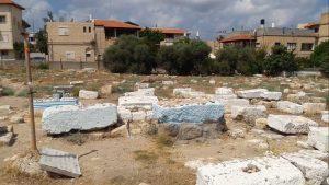 רמחל בית קברות כפר יאסיף